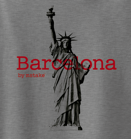 Barcelona + Liberty Man Grey